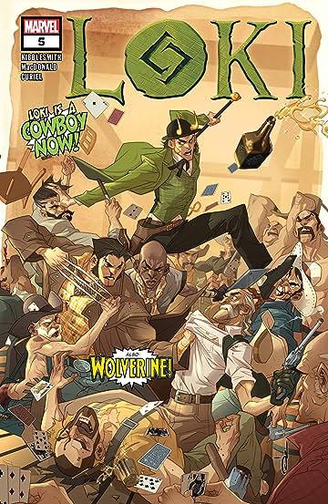 Loki (2019) #5