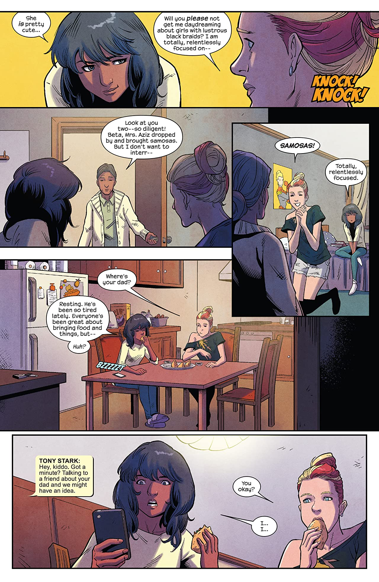 Magnificent Ms. Marvel (2019-) #9