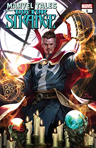 Marvel Tales: Doctor Strange (2019) No.1