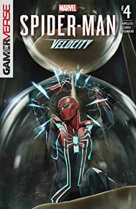 Marvel's Spider-Man: Velocity (2019-) #4 (of 5)