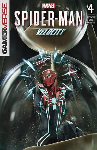 Marvel's Spider-Man: Velocity (2019-) #4 (of 5)