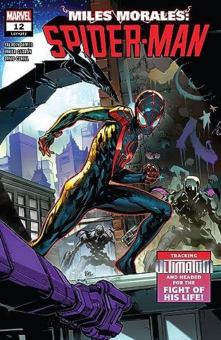 Miles Morales: Spider-Man (2018-) #12