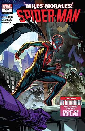 Miles Morales: Spider-Man (2018-) No.12