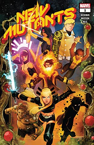 New Mutants (2019-) No.1