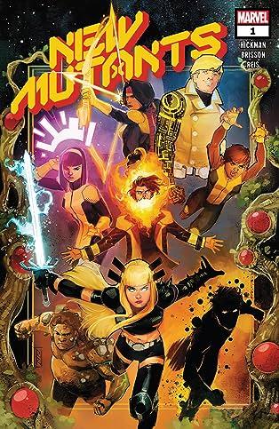 New Mutants (2019-) #1