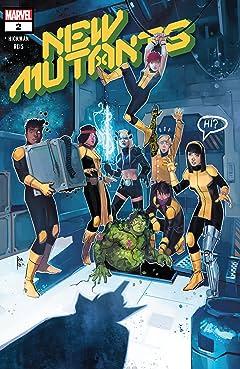 New Mutants (2019-) #2