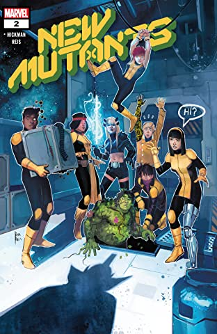 New Mutants (2019-) No.2