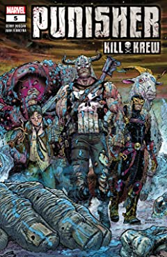 Punisher Kill Krew (2019-) #5 (of 5)