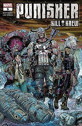 Punisher Kill Krew (2019) #5 (of 5)