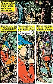 Classics Illustrated Junior #569: The Three Giants