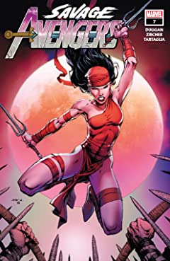 Savage Avengers (2019-) #7