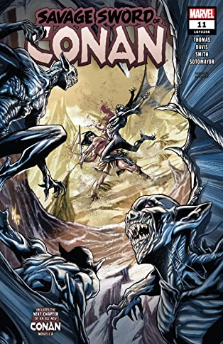 Savage Sword Of Conan (2019-) #11