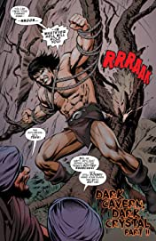 Savage Sword Of Conan (2019-) #11