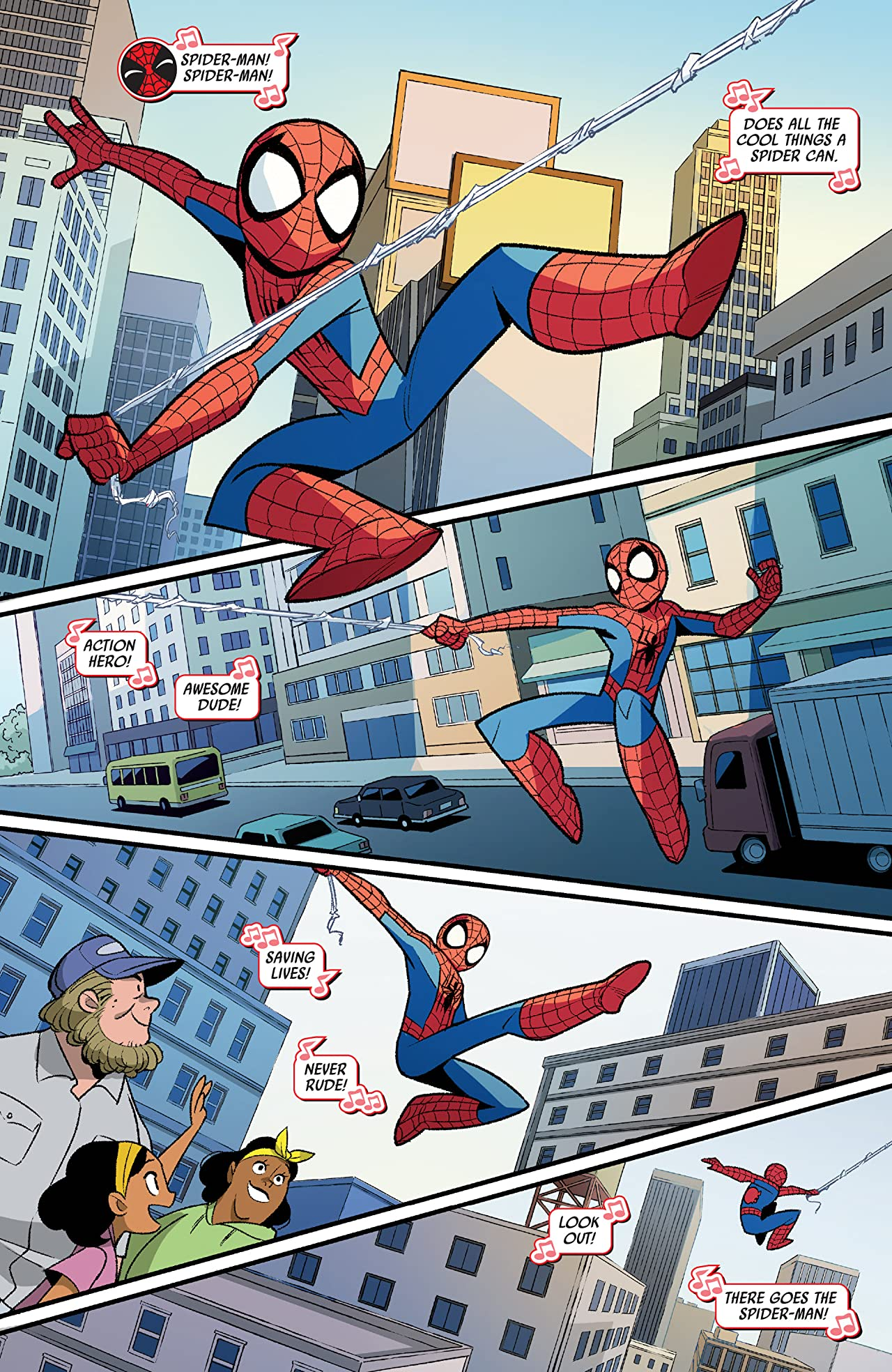 Spider-Man & Venom: Double Trouble (2019-) #1 (of 4)