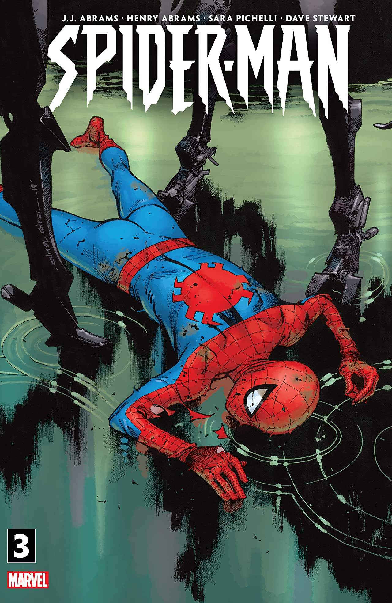 Spider-Man (2019-) No.3 (sur 5)