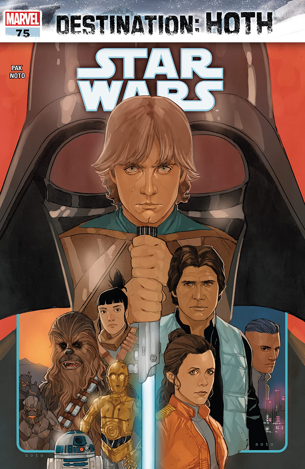 Star Wars (2015-) No.75