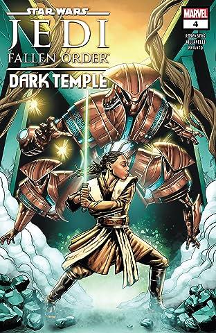 Star Wars: Jedi Fallen Order – Dark Temple (2019) #4 (of 5)