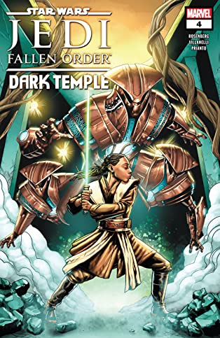 Star Wars: Jedi Fallen Order–Dark Temple (2019-) #4 (of 5)