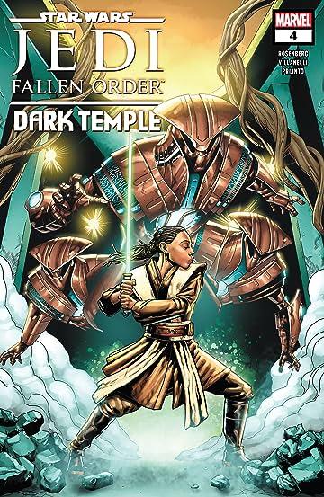 Star Wars: Jedi Fallen Order–Dark Temple (2019-) #4 (of 5)