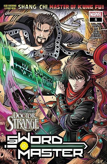 Sword Master (2019-) #5