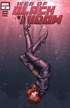 The Web Of Black Widow (2019-2020) #3 (of 5)