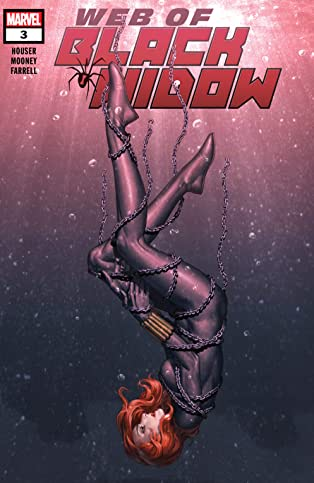 The Web Of Black Widow (2019-) #3 (of 5)