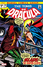 Tomb of Dracula (1972-1979) #10: Facsimile Edition