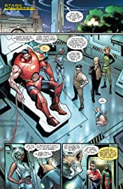 Tony Stark: Iron Man (2018-2019) #18