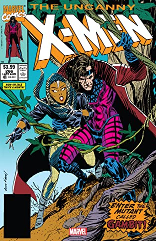 Uncanny X-Men (1963-2011) #266: Facsimile Edition