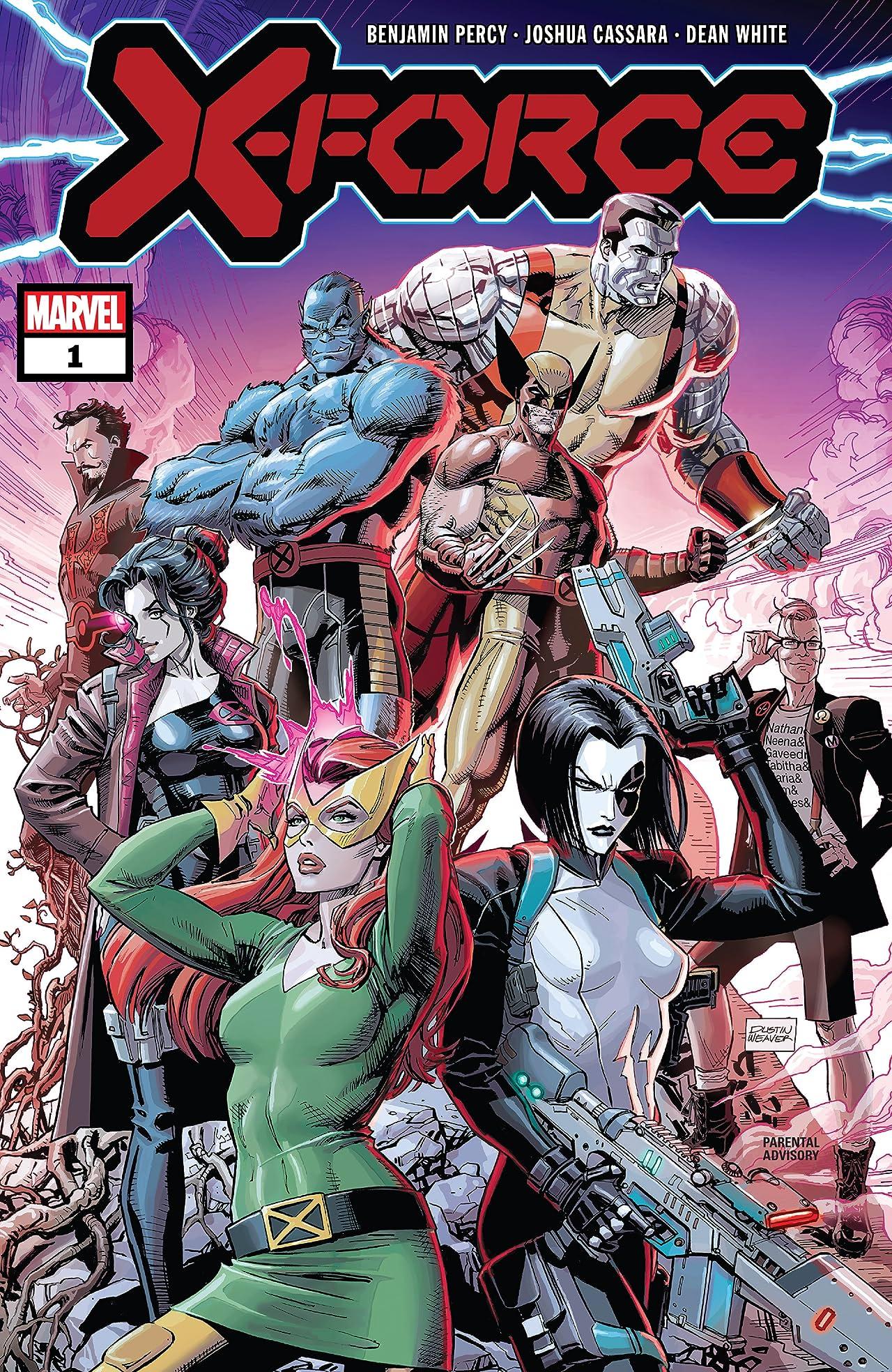 X-Force (2019-) No.1
