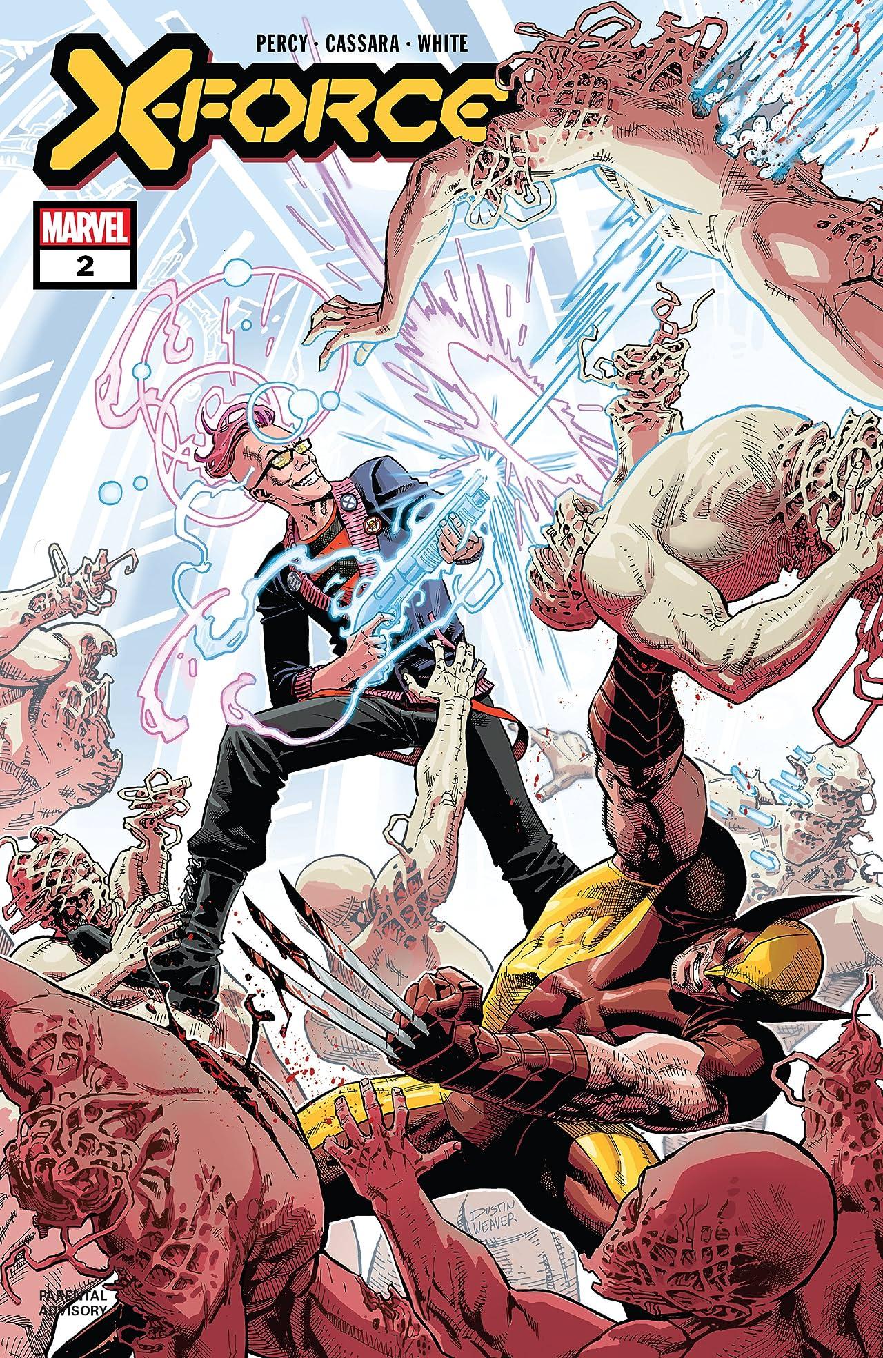 X-Force (2019-) #2