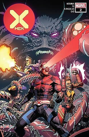 X-Men (2019-) No.2