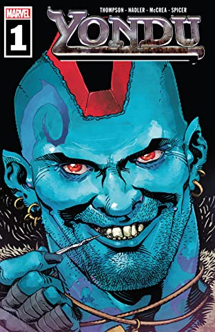 Yondu (2019-2020) #1 (of 5)