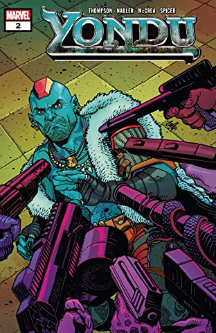 Yondu (2019-) #2 (of 5)