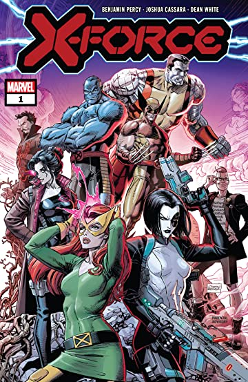 X-Force (2019-) No.1: Director's Cut