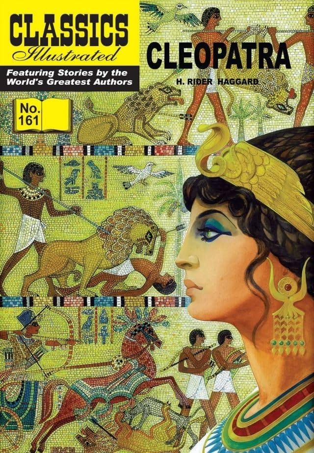 Classics Illustrated #161: Cleopatra