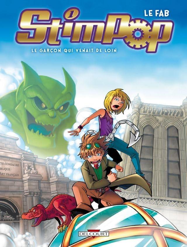 Stimpop Vol. 1: Le garçon qui venait de loin