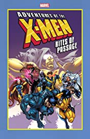 Adventures Of The X-Men: Rites Of Passage