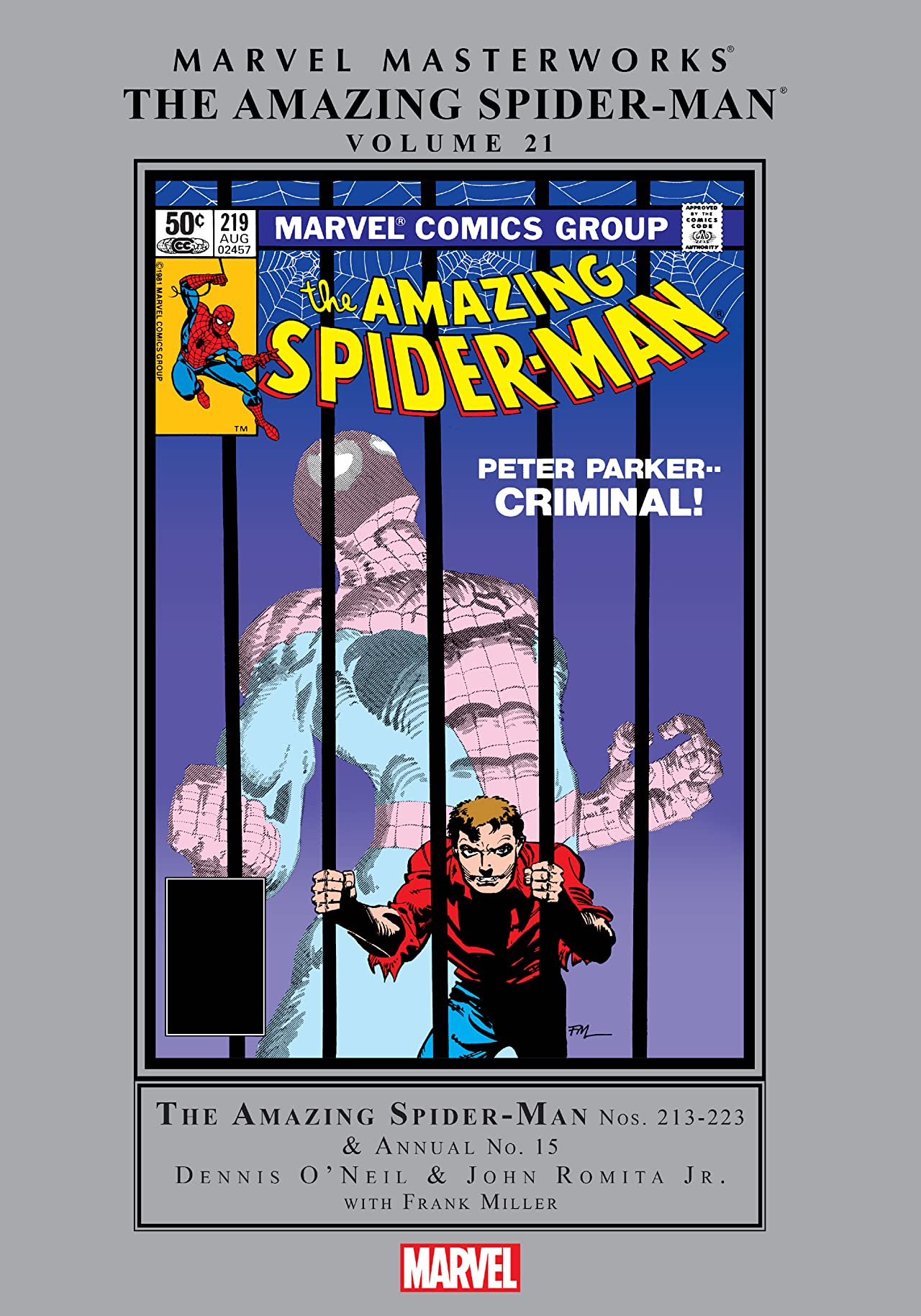 Amazing Spider-Man Masterworks Vol. 21