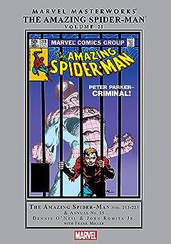 Amazing Spider-Man Masterworks Vol. 21