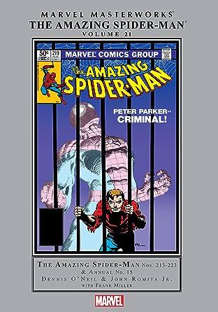 Amazing Spider-Man Masterworks Tome 21
