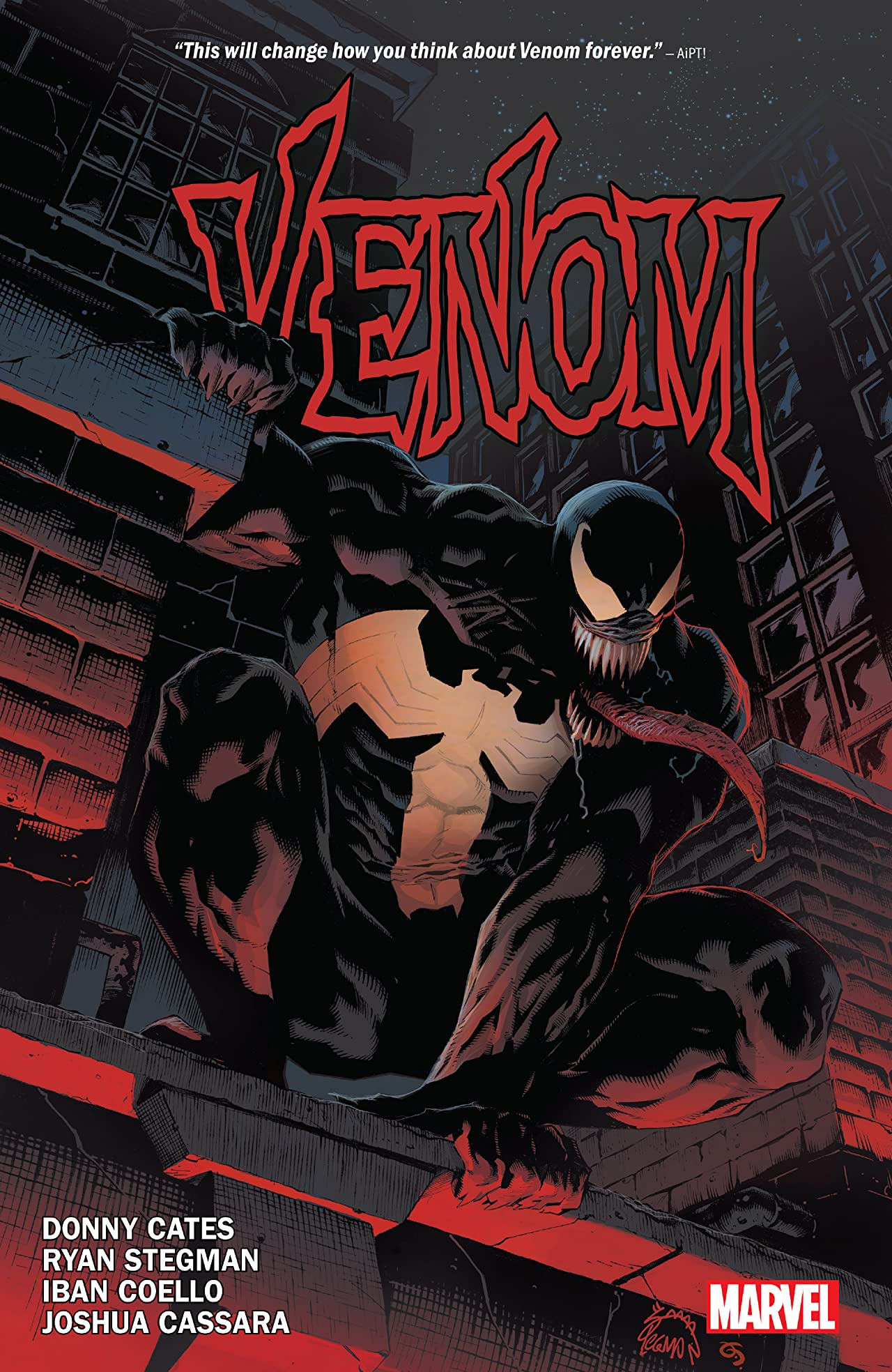 Venom by Donny Cates Tome 1