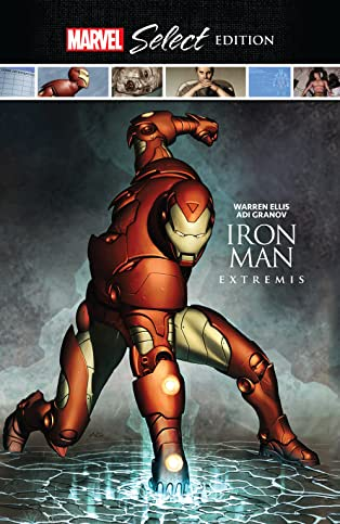 Iron Man: Extremis Marvel Select