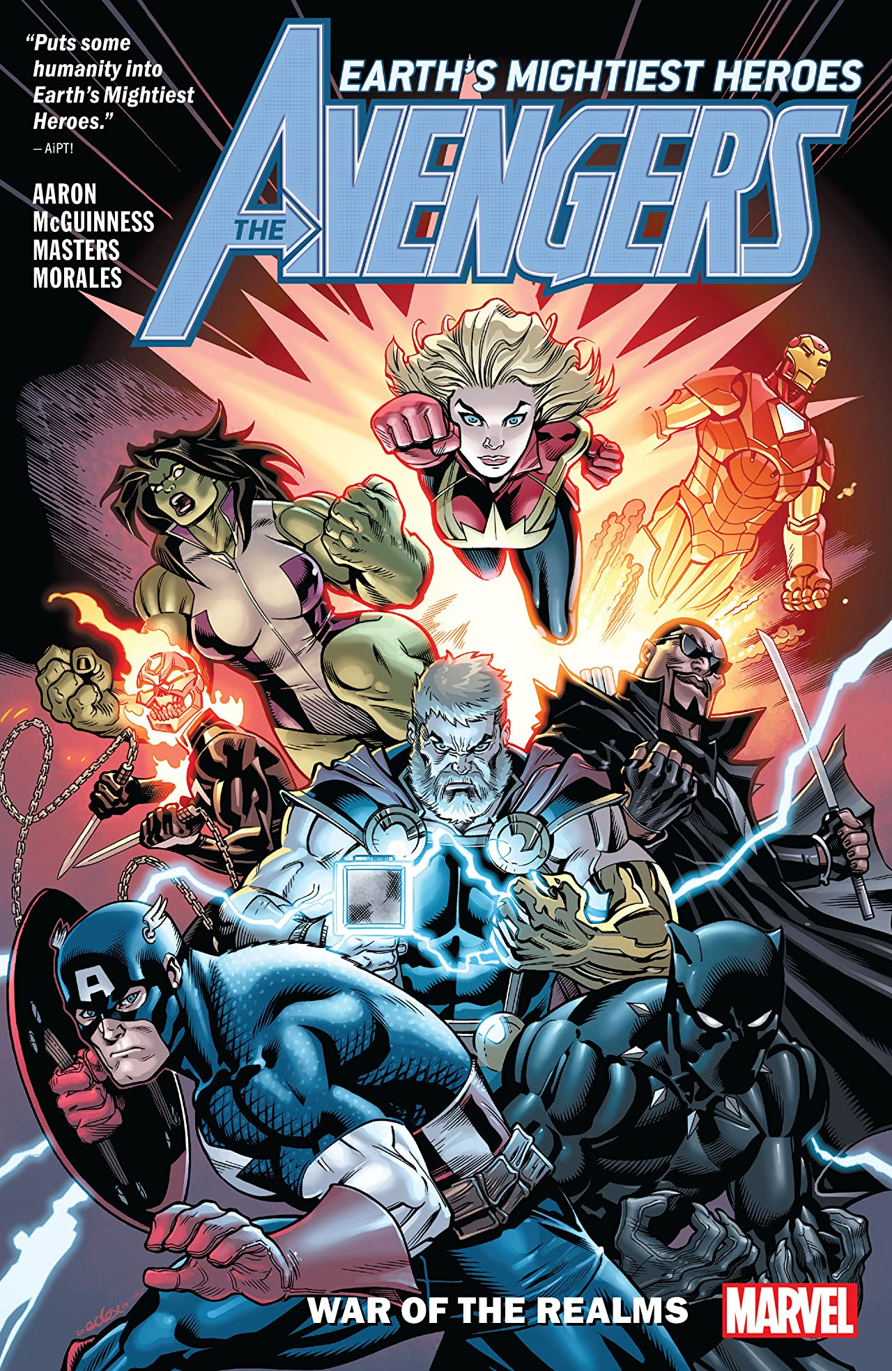 Avengers by Jason Aaron Vol. 4