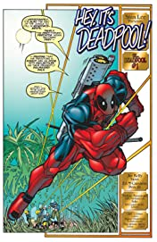 Deadpool by Joe Kelly: The Complete Collection Vol. 1