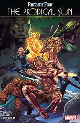 Fantastic Four: The Prodigal Sun