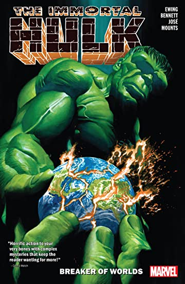 Immortal Hulk Tome 5: Breaker Of Worlds