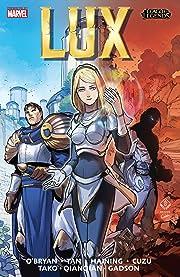 League Of Legends: Lux