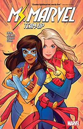 Ms. Marvel Team-Up