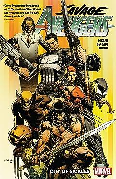 Savage Avengers Vol. 1: City Of Sickles